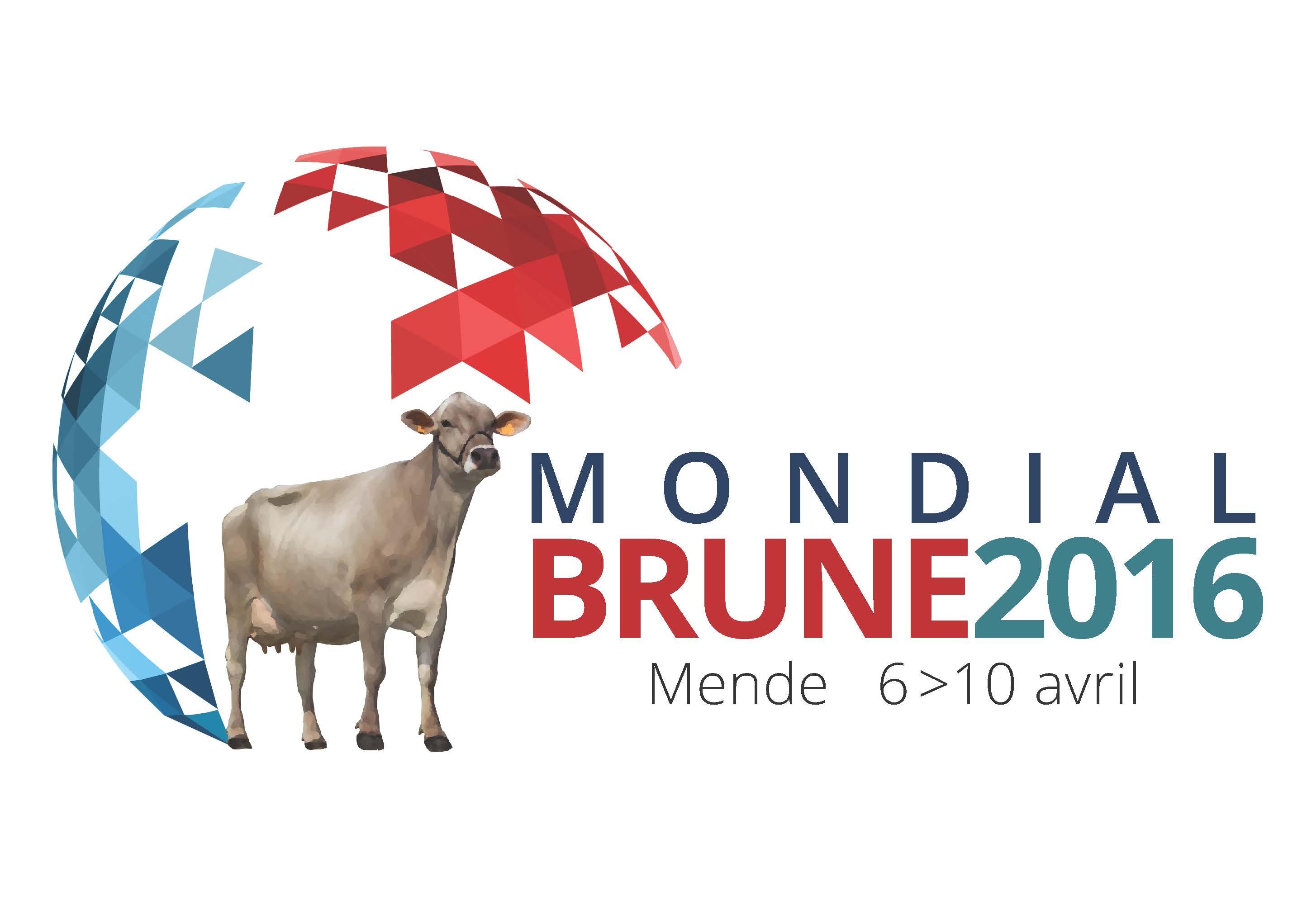 10. Braunvieh-Weltkongress in Mende/Frankreich