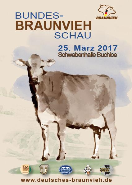 Bundesbraunviehschau 2017