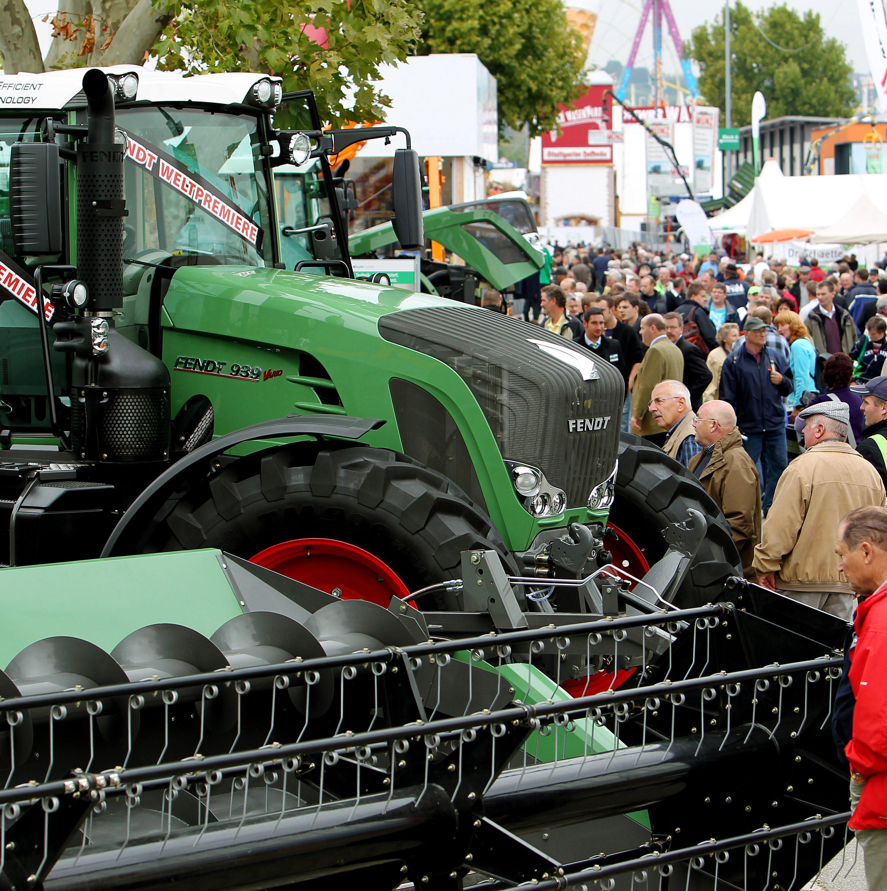 LWH - 100. Landwirtschaftliches Hauptfest 2018