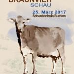 Flyer Bundesbraunviehschau