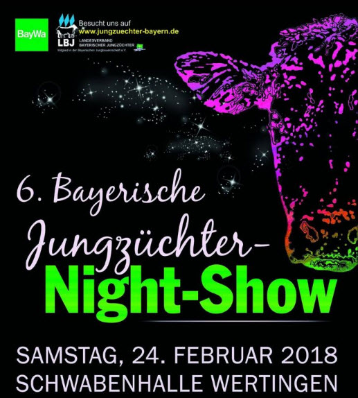 6. Bayerische Jungzüchter Night Show