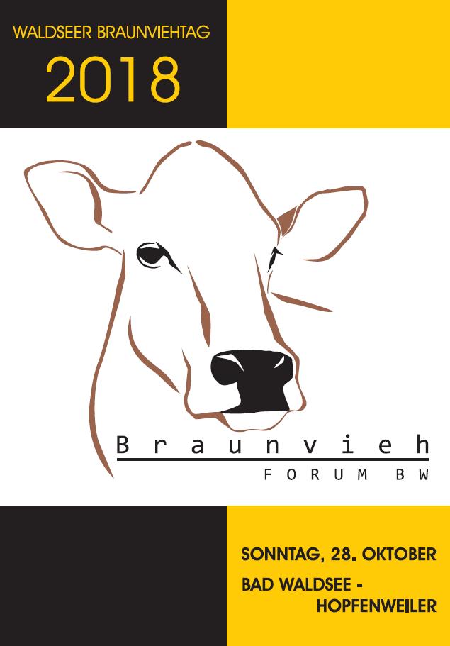 11. Waldseer Braunviehtag 2018