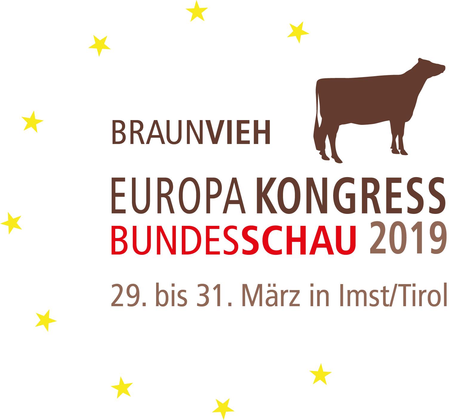 Europakonferenz und Bundesbraunviehschau 2019 in Imst/Tirol