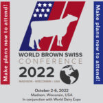 World Brown Swiss Conference 2022