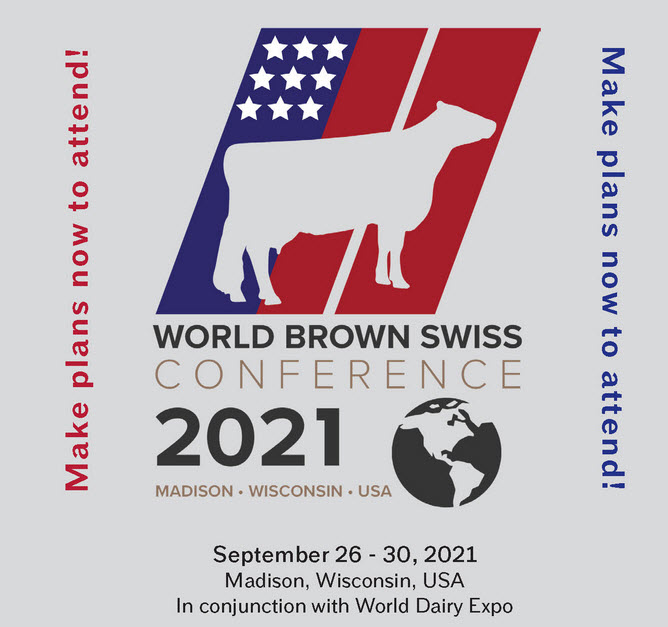 World Brown Swiss Conference 2021