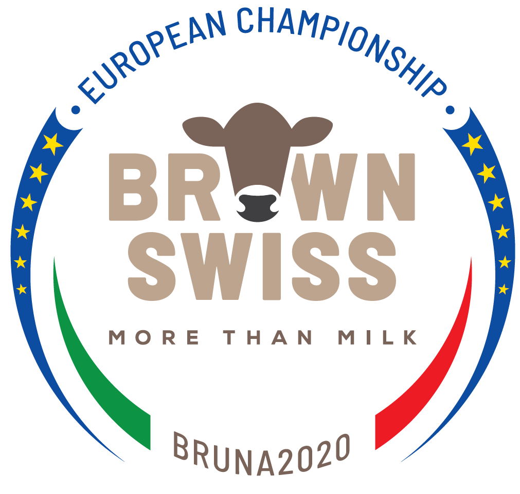 Logo Brown Swiss European Championship